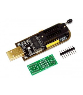 CH341A Gold SPI flash programatorius